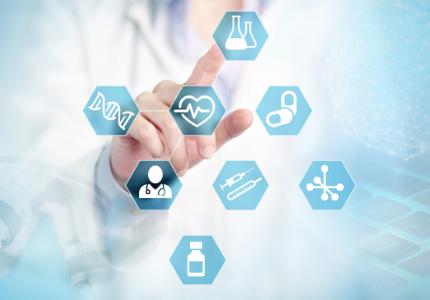 Healthcare ultrasound scan medical diagnosis choice