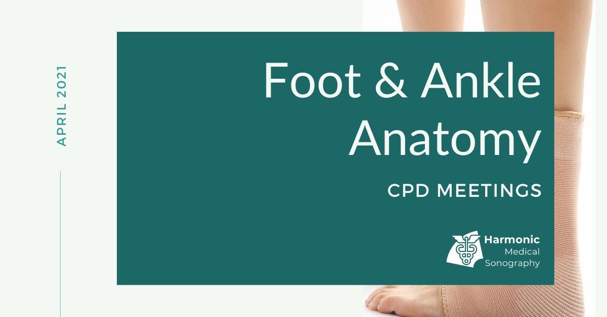 Foot & Ankle Ultrasounds